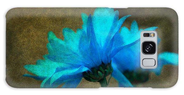 Light Blue Galaxy Case