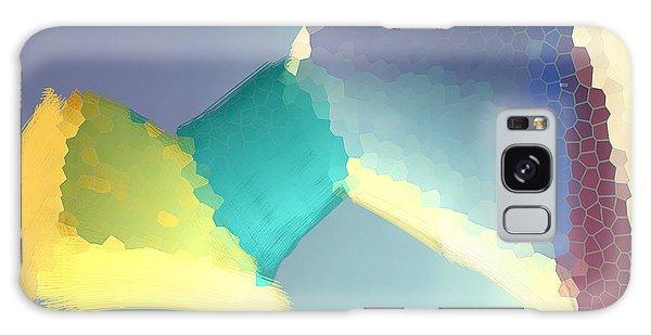 Light Box Galaxy Case by Constance Krejci