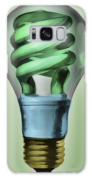 Light Bulb Galaxy Case by Bob Orsillo