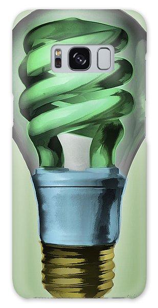 Collectibles Galaxy Case - Light Bulb by Bob Orsillo