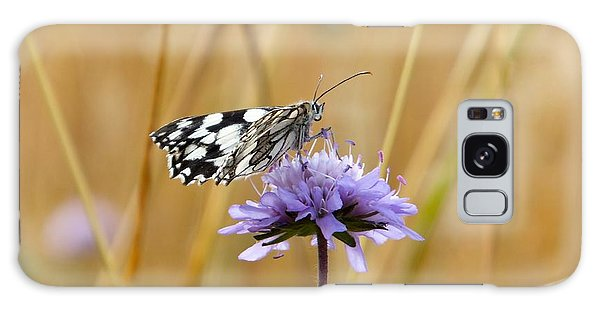 Light Butterfly Galaxy Case