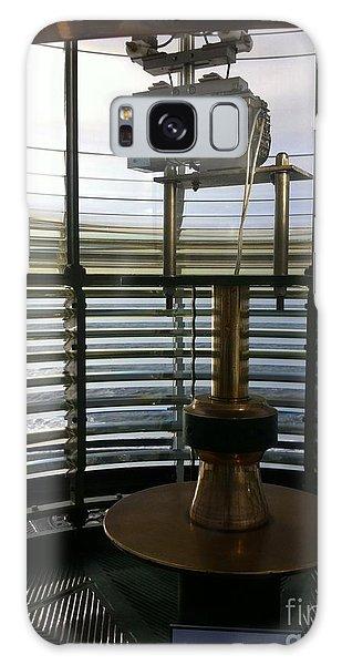 Light House Lamp Galaxy Case by Susan Garren