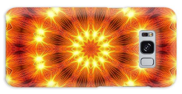 Light Meditation Galaxy Case
