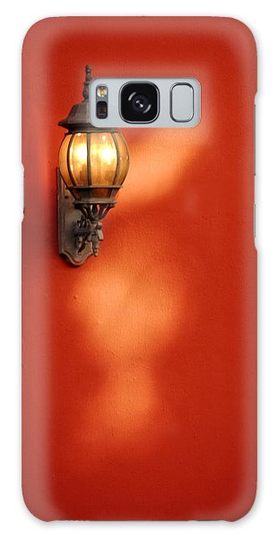 Light On Wall Galaxy Case