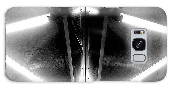 Light Sabers Galaxy Case by James Aiken