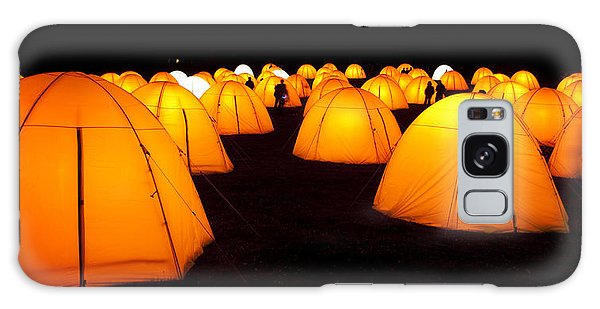 Light Tents Variation Four Galaxy Case