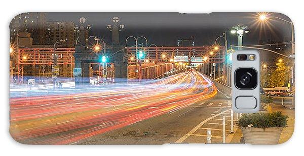 Light Traffic Galaxy Case