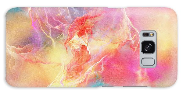Lighthearted - Abstract Art Galaxy Case