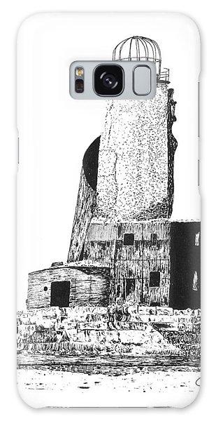 Lighthouse Galaxy Case by C Sitton