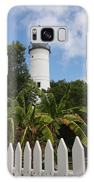 A Sailoirs Guide On The Florida Keys Galaxy Case by Christiane Schulze Art And Photography
