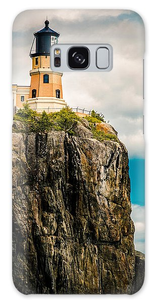 Lighthouse On Split Rock Galaxy Case