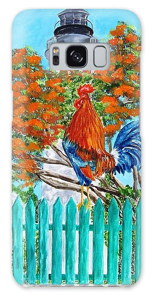 Lighthouse Rooster II Galaxy Case