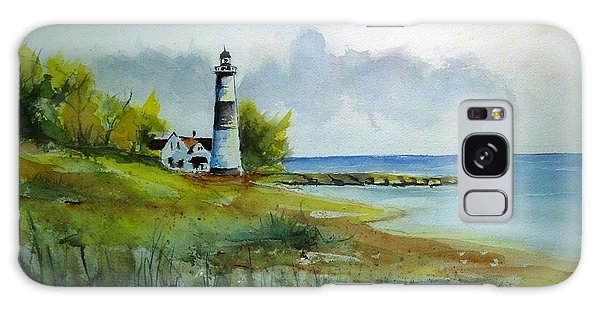 Lighthouse Sold Galaxy Case