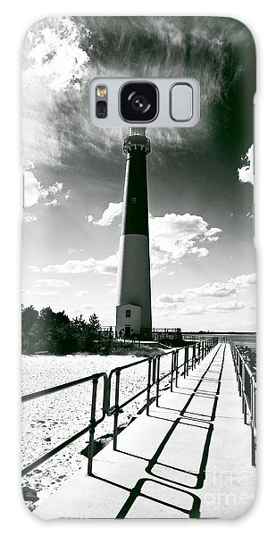 Lighthouse Walk Galaxy Case by John Rizzuto