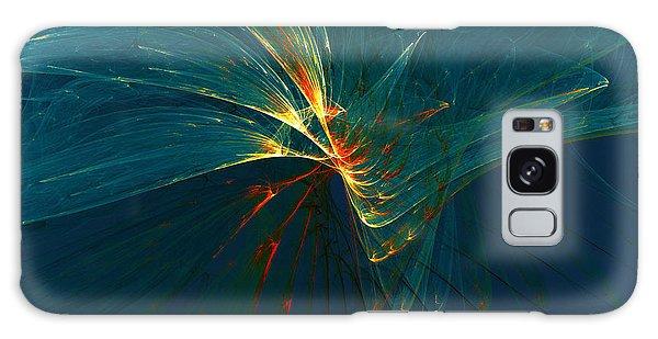 Lightness Galaxy Case