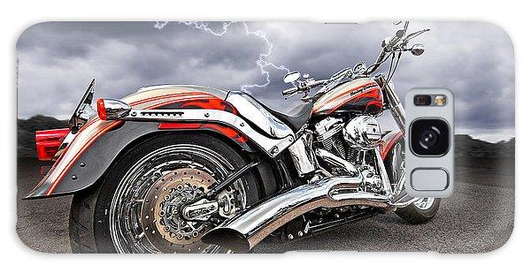 Lightning Fast - Screamin' Eagle Harley Galaxy Case