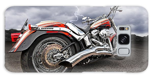Lightning Fast - Screamin' Eagle Harley Galaxy Case