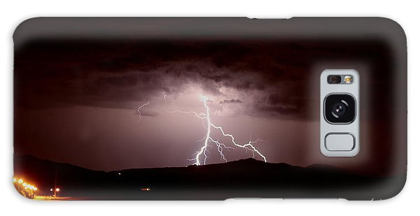 Lightning Mountain Galaxy Case