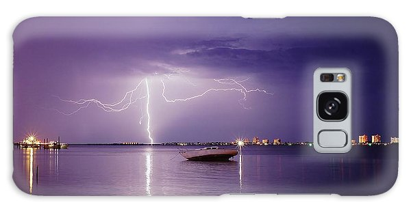 Lightning On The Indian River Galaxy Case