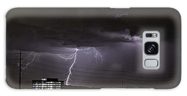 Lightning Over Las Vegas Galaxy Case