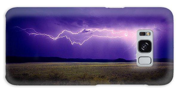 Lightning Serengeti Galaxy Case