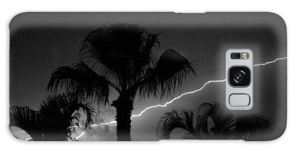 Lightning Strike Galaxy Case