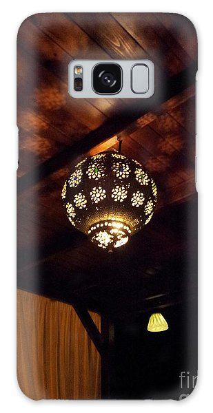 Lights And Shadows Galaxy Case by Linda Prewer
