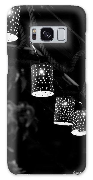 Lights Galaxy Case by Gandz Photography