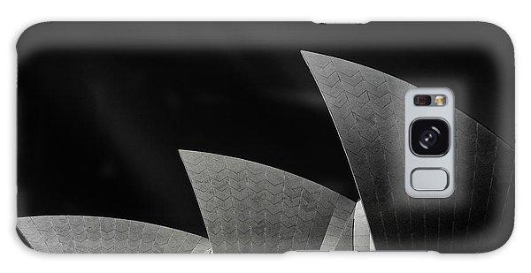 House Galaxy Case - Like A Famous Three-mast by Mathilde Guillemot