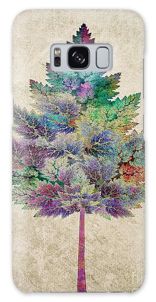 Like A Tree Galaxy Case