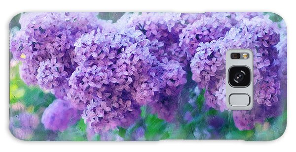 Lilac Cadenza Galaxy Case