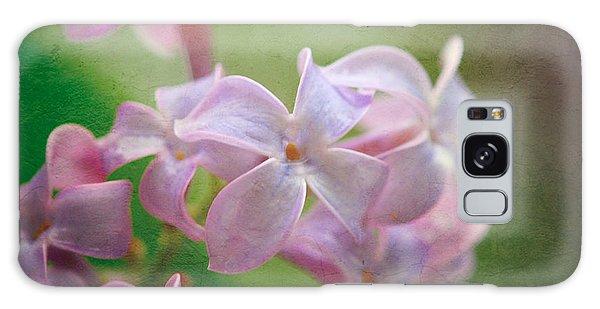 Lilac Dreaming  Galaxy Case