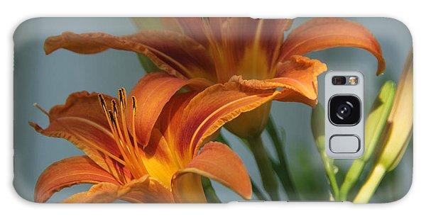 Lilies 1 Galaxy Case