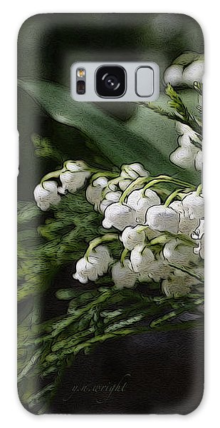 Lilies Of The Valley Galaxy Case