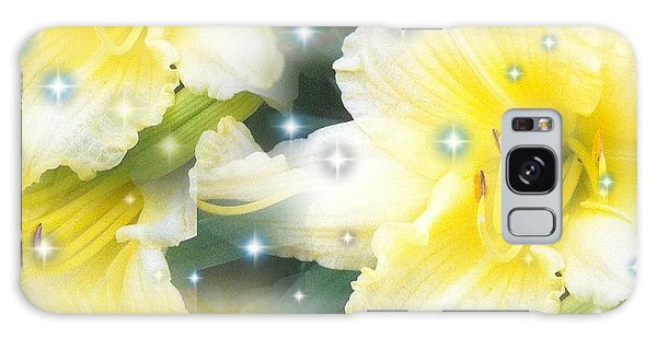 Lilies Photograph By Saribelle Rodriguez Galaxy Case