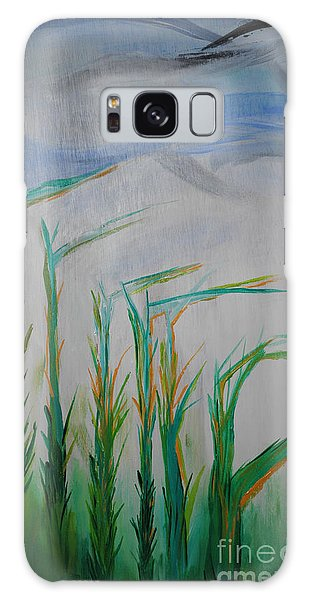 Lillies Of The Creek Galaxy Case