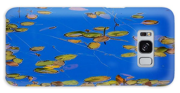 Lilly Pads Galaxy Case
