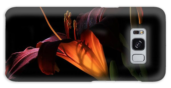 Lily Ambiance Galaxy Case by Donna Kennedy