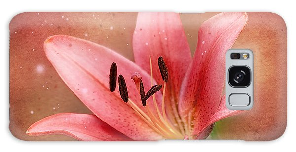 Lily Galaxy Case by Ann Lauwers
