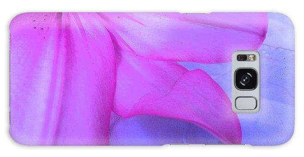 Lily - Digital Art Galaxy Case by Robyn King