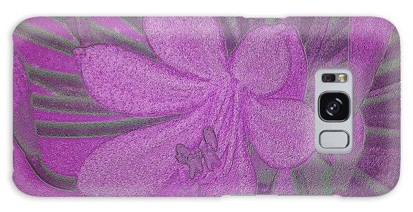 Lily Fleur  Galaxy Case