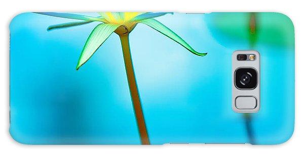 Lily In Blue Galaxy Case by Bill  Robinson