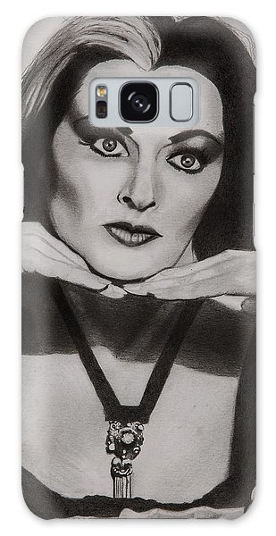 Lily Munster Galaxy Case
