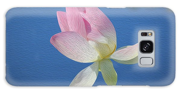 Lily My Pretty Galaxy Case by Jewels Blake Hamrick