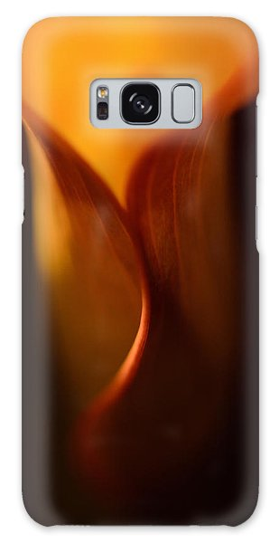 Lily Of The Light  Galaxy Case