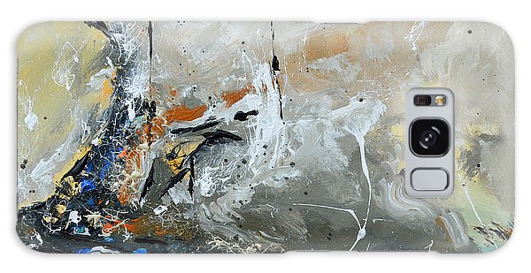 Limitless 1 - Abstract Painting Galaxy Case by Ismeta Gruenwald