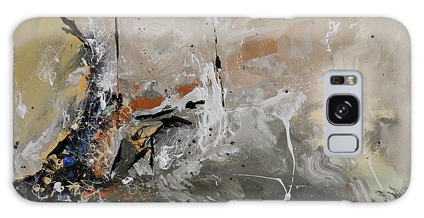 Limitless - Abstract Painting Galaxy Case by Ismeta Gruenwald