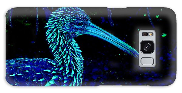 Limpkin Galaxy Case by David Mckinney
