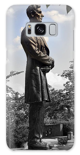 Lincoln At Lytle Park Galaxy Case by Kathy Barney