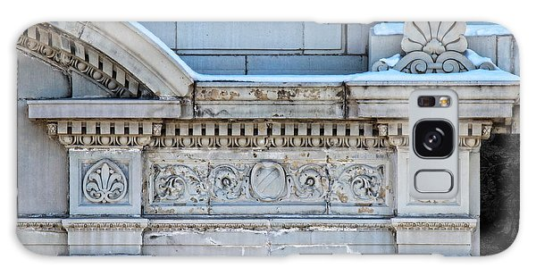 Lincoln County Courthouse Door Arch Galaxy Case